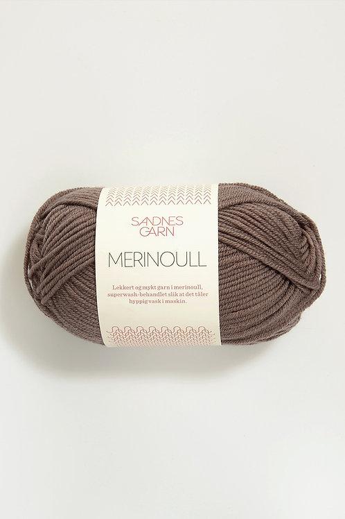 Merinoull 3161 (Mellanbrun)