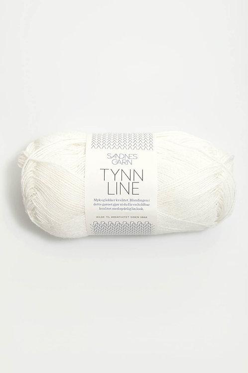 Tunn Line 1002 (Vit)