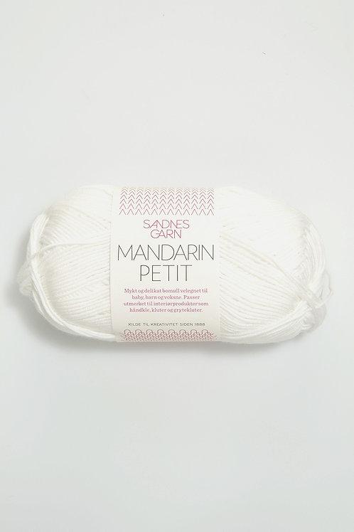 Mandarin Petit 1002 (Vit)