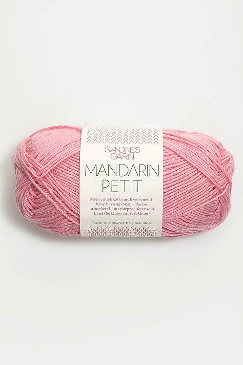 Mandarin Petit 4314 (Varm rosa)