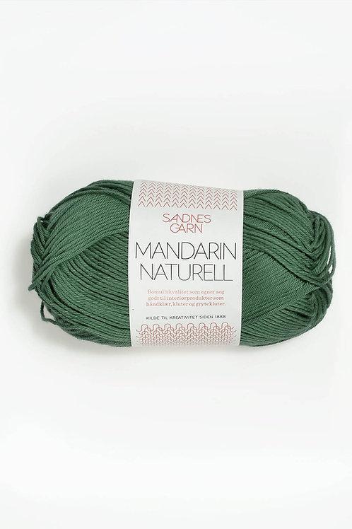Mandarin Naturell 8052 (Mörkgrön)