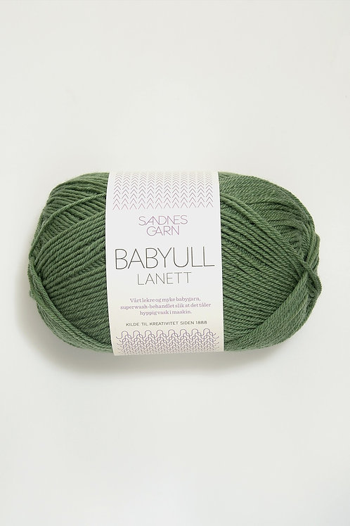 Babyull Lanett 8543 (Grön)