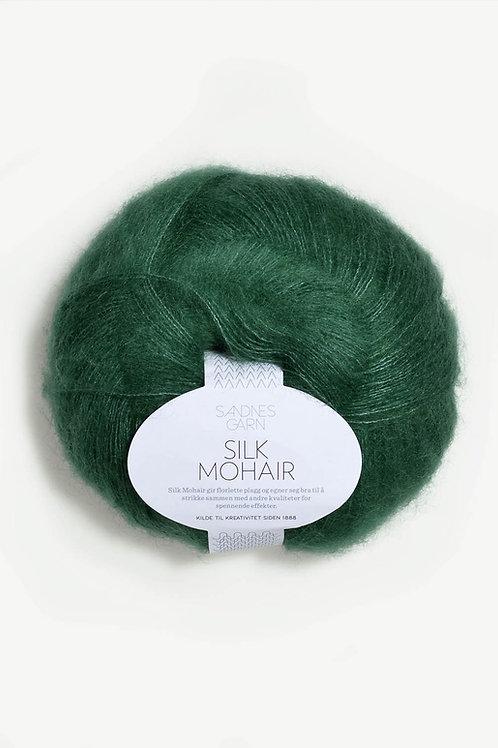 Silk Mohair 7755 (Smaragd)