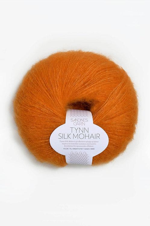 Tunn Silk Mohair 2727 (Orange)