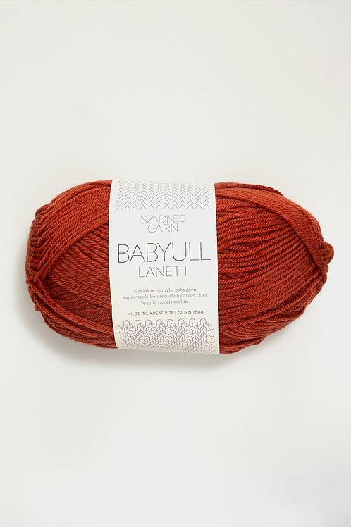 Babyull Lanett 3427 (Rost)