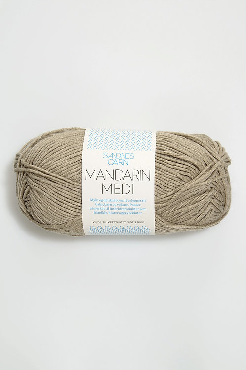 Mandarin Medi 2431 (Sand)