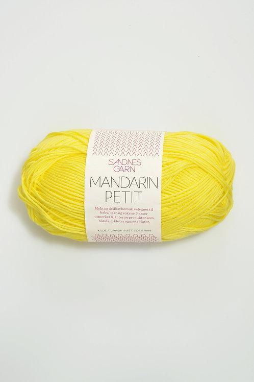Mandarin Petit 2010 (Citrongul)