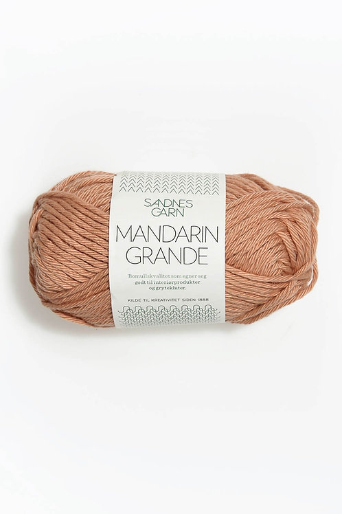 Mandarin Grande 3532 (Mörk aprikos)