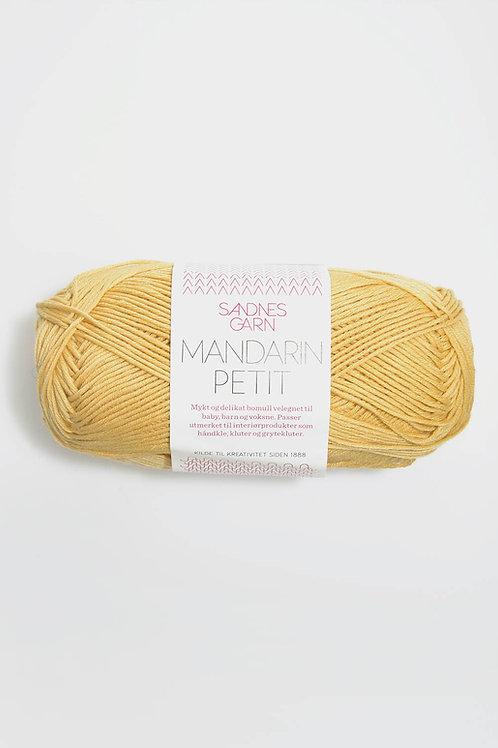 Mandarin Petit 2124 (Korngul)