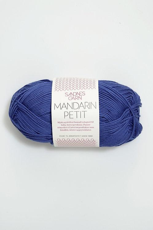 Mandarin Petit 5844 (Mellanblå)