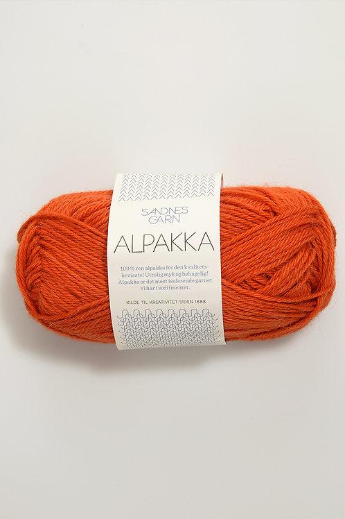Alpakka 3318 (Orange)
