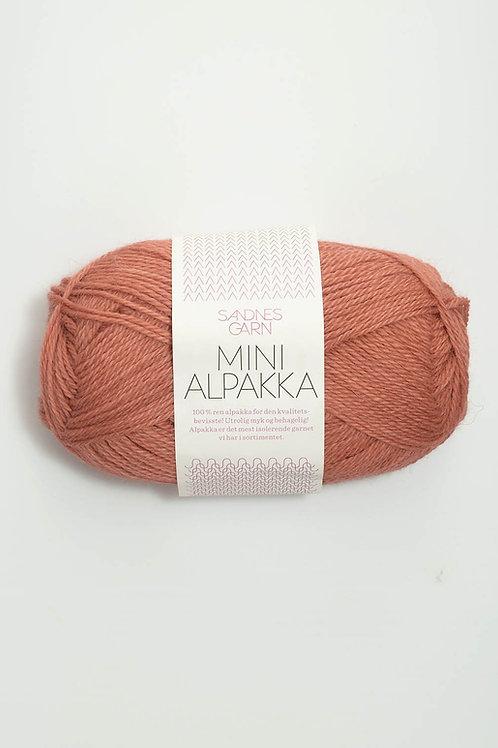 Mini Alpakka 3834 (Ljus terrakotta)