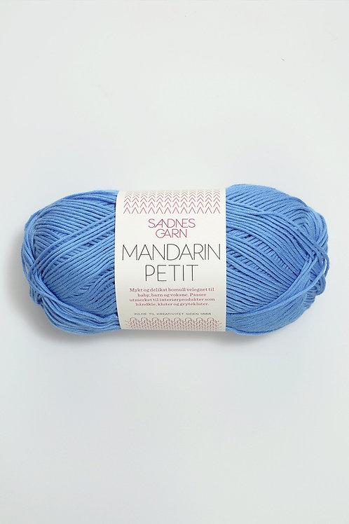 Mandarin Petit 6015 (Blå)
