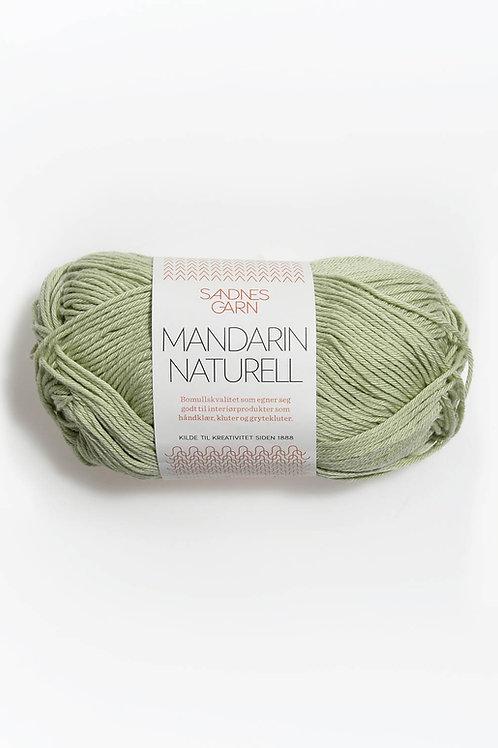 Mandarin Naturell 9522 (Ljusgrön)