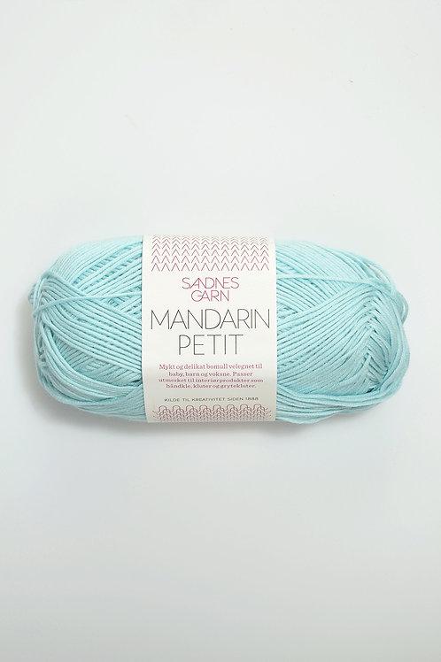 Mandarin Petit 6803 (Aquamint)
