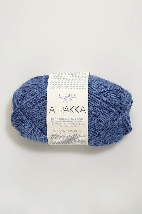 Alpakka 6053 (Blå)