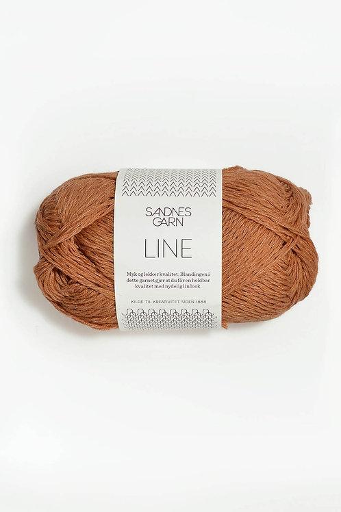 Line 2734 (Bränd sand)