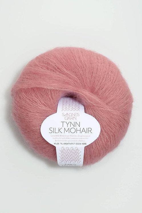 Tunn Silk Mohair 4323 (Rosa)