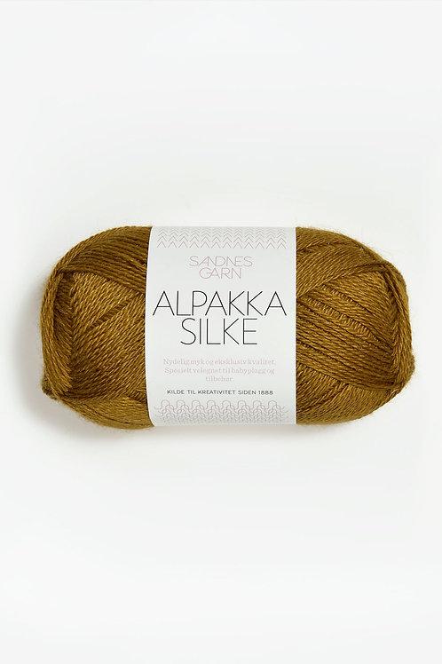 Alpakka Silke 2153 (Tapenad)