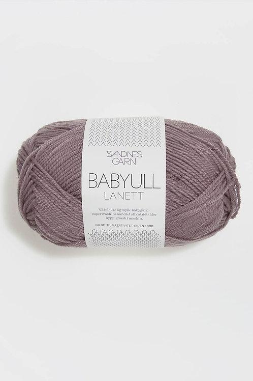 Babyull Lanett 4331 (Grålila)