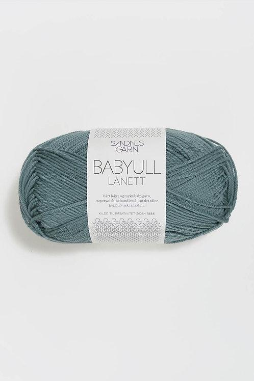 Babyull Lanett 7251 (Blå petrol)
