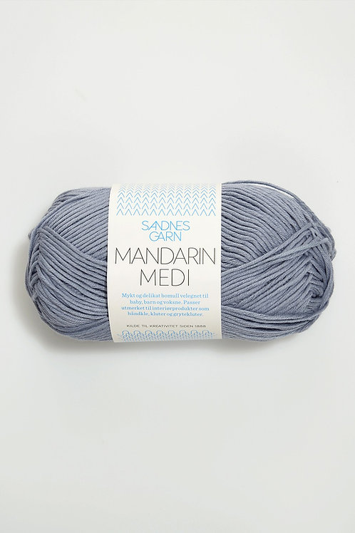Mandarin Medi 6030 (Ljusgrå)