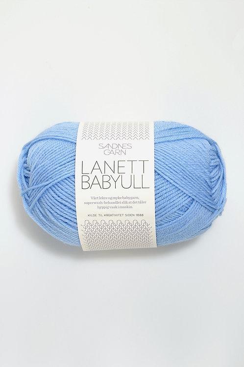 Babyull Lanett 5904 (Mellanblå)