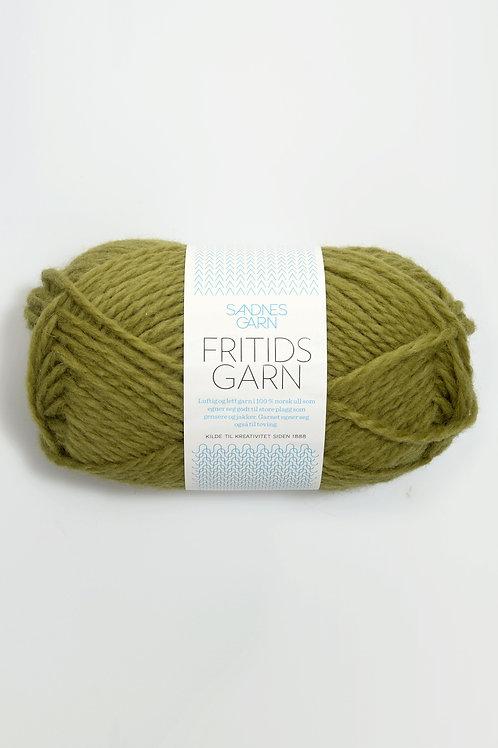 Fritidsgarn 9336 (Olivgrön)