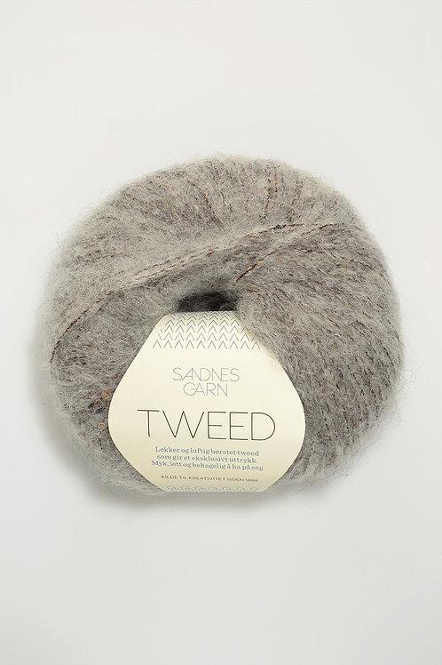 Tweed 1044 (Ljusgrå)