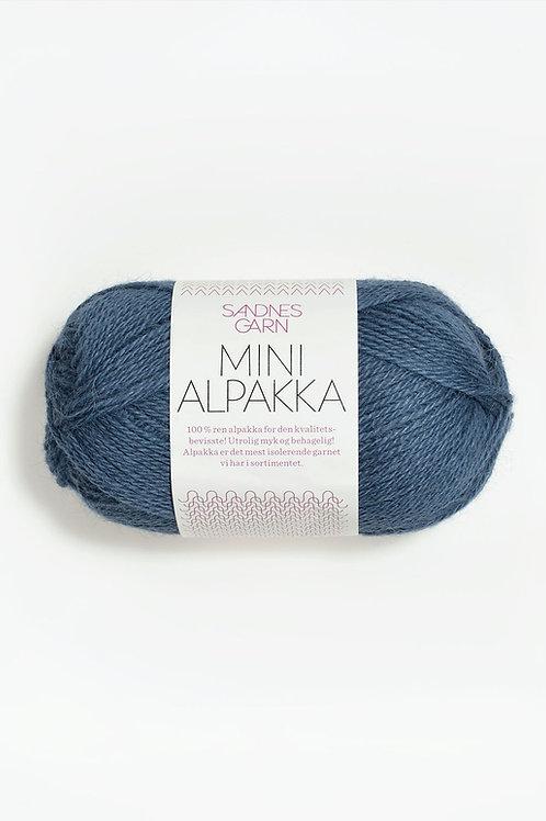 Mini Alpakka 6052 (Jeansblå)