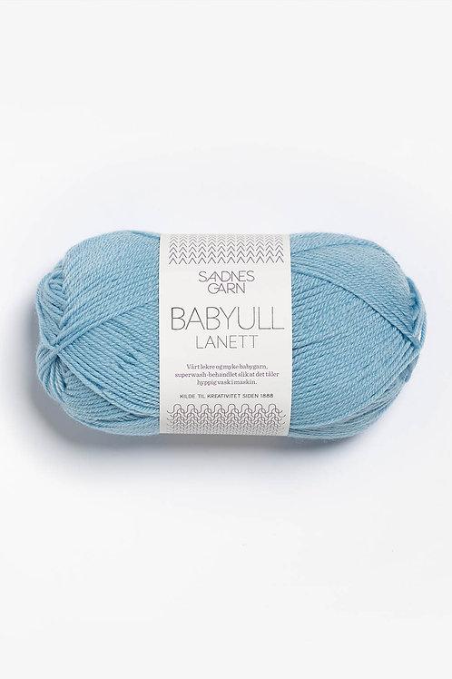 Babyull Lanett 6013 (Himmelsblå)