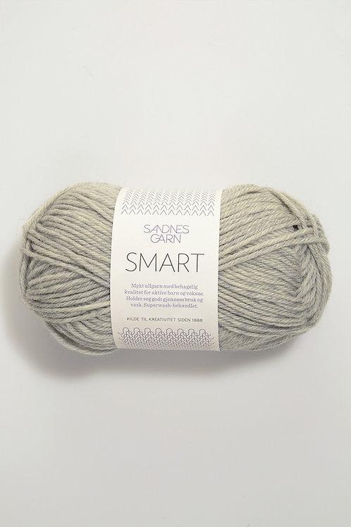 Smart 1032 (Ljusgrå - melerad)