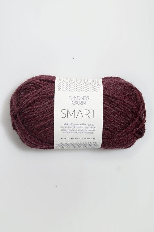 Smart 4363 (Vinröd - melerad)