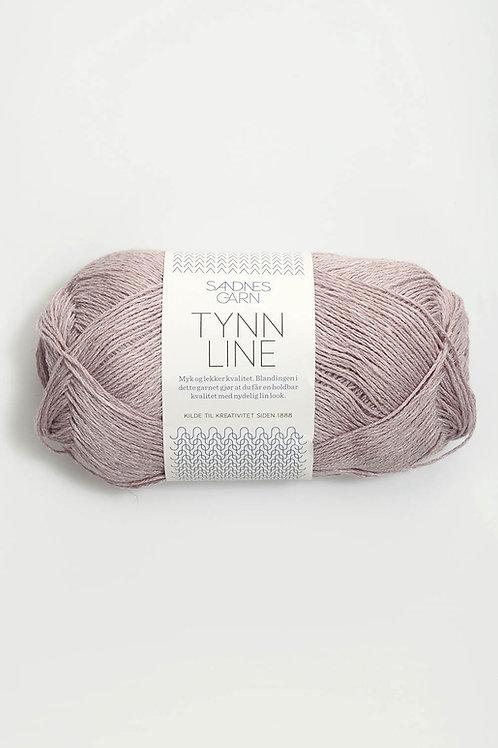 Tunn Line 4621 (Blekt syrén)