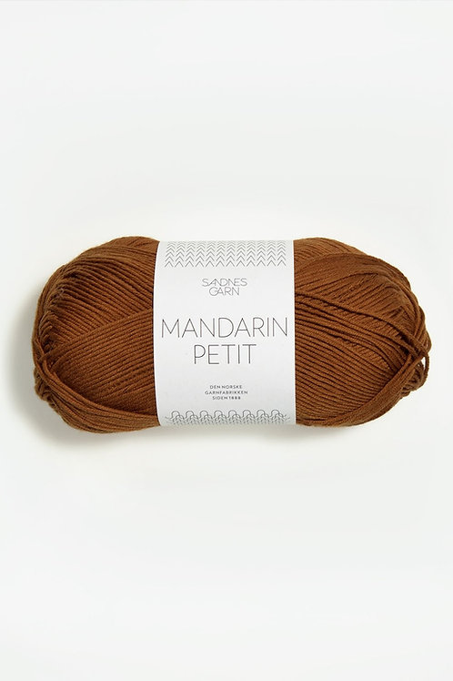Mandarin Petit 2546 (Lövfall)