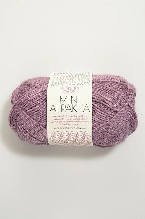 Mini Alpakka 4622 (Ljus ljung)