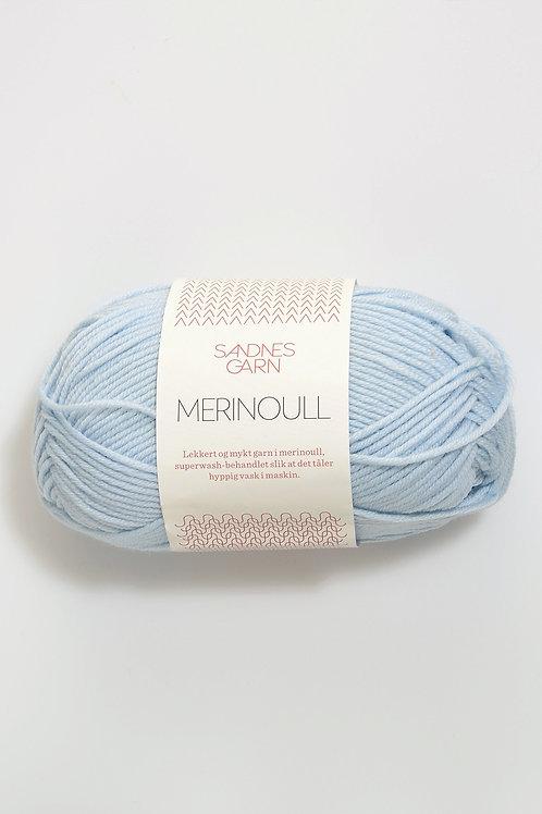 Merinoull 6211 (Ljusblå)