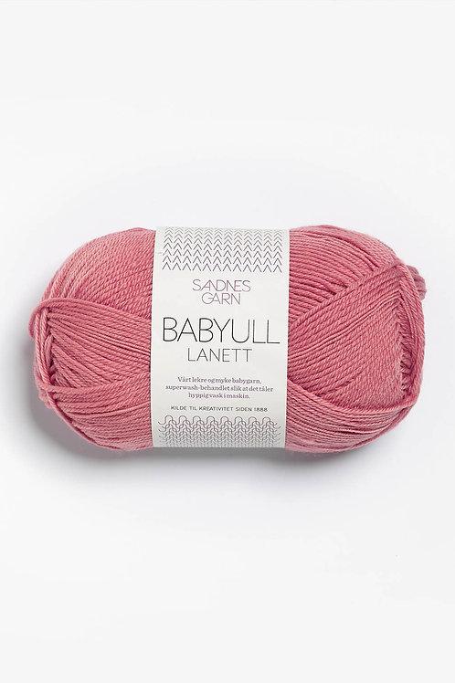 Babyull Lanett 4023 (Dov gammalrosa)