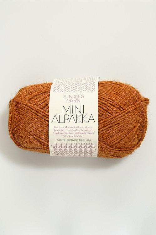 Mini Alpakka 2355 (Ockra)