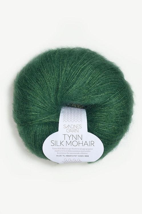 Tunn Silk Mohair 7755 (Smaragd)