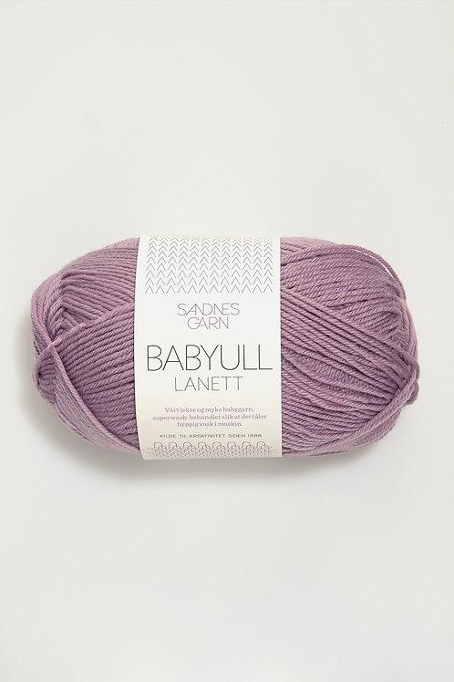 Babyull Lanett 4622 (Ljus ljung)