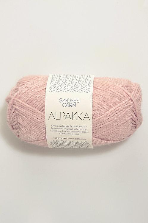 Alpakka 3511 (Puderrosa)