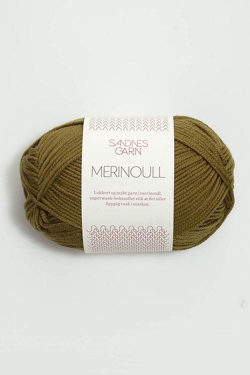 Merinoull 9644 (Mossgrön)