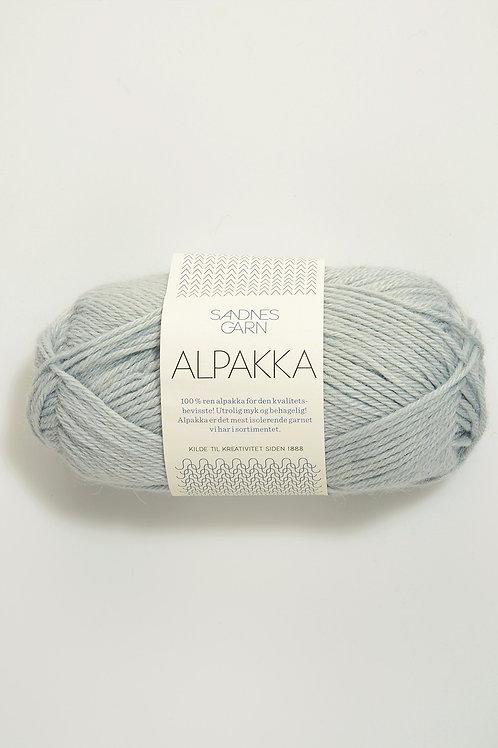 Alpakka 7521 (Blekblå)