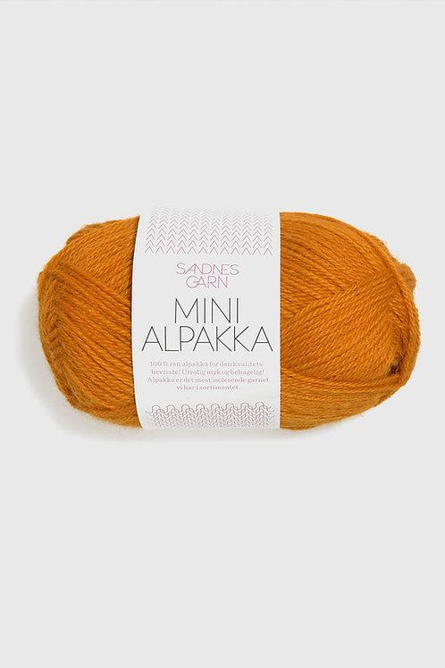 Mini Alpakka 2337 (Guldockra)