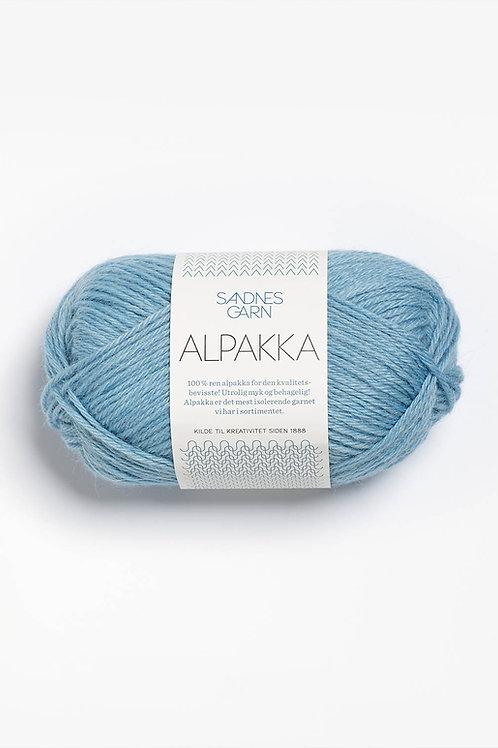 Alpakka 6013 (Himmelsblå)