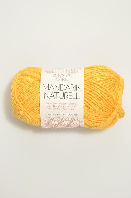 Mandarin Naturell 2206 (Gul)