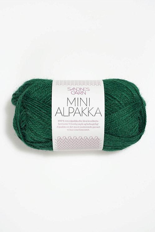 Mini Alpakka 7755 (Smaragd)