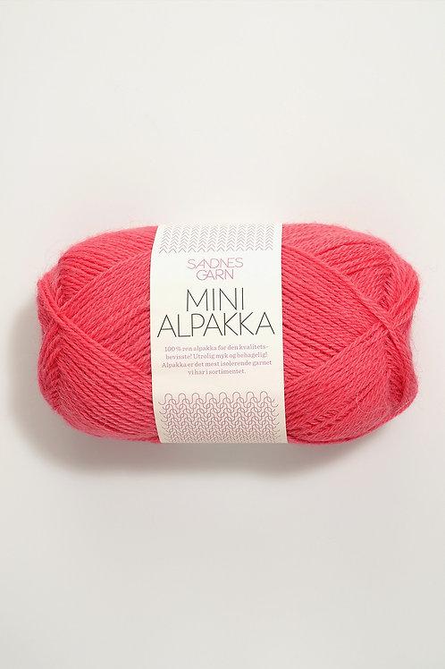 Mini Alpakka 4207 (Korall)