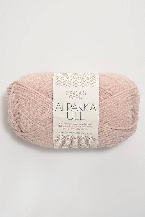 Alpakka Ull 3511 (Puderrosa)